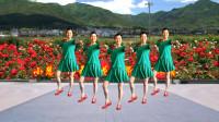 小慧广场舞《花儿哪有阿妹俏》32步时尚大摇大摆步子舞,附教学