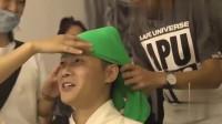 欢乐喜剧人:杨九郎教张云雷说英语现场,真是笑到肚子疼!