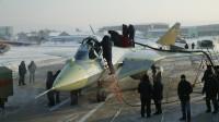 单价3500万美元,苏57堪称最便宜五代机,比歼15省一半钱?