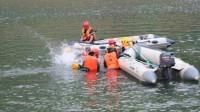 贵州船只侧翻已致10人遇难 事前视频曝光