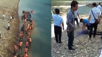 航拍现场!贵州一船只侧翻致10死8人失联:船主涉嫌犯罪被控制