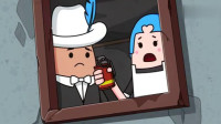 搞笑吃鸡动画:博士新发明进驻游戏正式服,补救措施坑惨了雌雄双煞