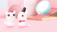 最近爱上捏粘土猫咪拉,各种版本,有喜欢的吗
