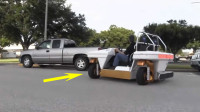 NASA研发新型代步车,四轮可独立转向,普通人也能轻松漂移过弯
