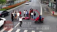 中国交通事故20190523:每天最新的车祸实例,助你提高安全意识
