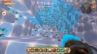 迷你世界:冰原世界居然发现钻头的矿洞,一秒能刷一百个钻头!