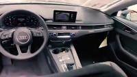 2019款奥迪A4实拍,了解配置后,还考虑宝马3系和奔驰C级吗?