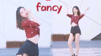 【十元酱】fancy-twice舞蹈翻跳 2P两倍速挑战