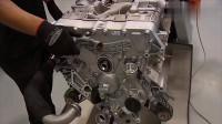 强烈推荐,走进德国奔驰工厂,了解一台AMG发动机的制造组装过程