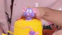 玩个玩具:小老鼠把东西都咬坏了,快去抓住他!