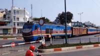 看越南火车环境,和中国火车相比堪称良心,就算高铁也有得一拼