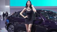 韩国车展车模