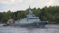 曾经无比强大的红海军,如今靠800吨小艇当家