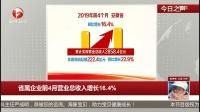 安徽省属企业前4月营业总收入增长16.4% 每日新闻报 20190524 高清版