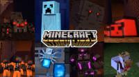 你还记得那些Minecraft故事模式的BOSS吗