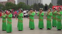 """北京平谷举办""""我和我的祖国""""激情广场舞,大家唱,大家跳大型活动"""