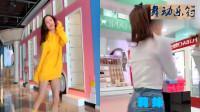 网红惠子嗨跳《爱的天灵灵》舞蹈,真是太甜了,感觉要恋爱了!