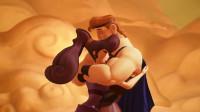老池热游《王国之心3》04期 打倒泰坦巨魔族
