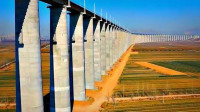中国桥梁建设惊艳全球!不愧是世界第一桥梁大国