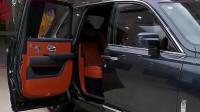 欣赏劳斯莱斯库里南,霸气的外观,彰显身份的一辆车!