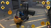 工程车运输挖土机自卸车挖掘机视频笫73期