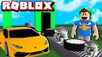 Roblox汽车大亨!打造自己的4s店!获得超级跑车大黄蜂?面面解说