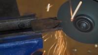 农民工发明的神器 秒杀了很多钻头的制造过程 简直太过瘾了