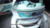 日本人的新能源电动车,光看外表就好像来到了未来