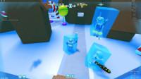 Roblox 冰冻模拟器!本想冰冻敌人,结果被敌人给团灭了!