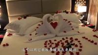 """情侣房间中的""""圆球""""有什么用途呢?前台服务员:小情侣点名要这种房间!"""