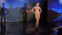 俄罗斯时装周性感内衣秀,穿得够单薄,不会着凉么?