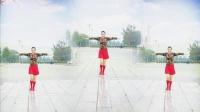 好心情蓝蓝广场舞原创健身舞【妈妈你辛苦了正背面】附教学