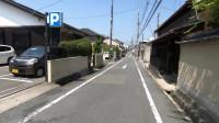 来到日本的街道,街道的房子和我们国家还是有区别的,有很大不同