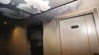 上海一男子约女友宾馆喝酒却被分手竟自杀放火烧房