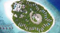 """""""我的岛屿之家"""",阿米拉富士酒店,""""马尔代夫的圣托里尼""""!"""