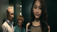 两人在泰国电梯遇美女,以为是人妖,美女一说话爆笑!