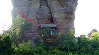 中国又一神秘寺庙,建在山顶已有千年,如何建成至今未解之谜!