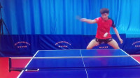 乒乓球的日常练习!网友:这才是正确的回首掏!