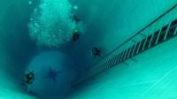 """斥资3000多万建造,全球最""""危险""""游泳池,深度达10层楼高"""