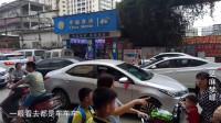 广东东莞:店老板很发愁,路上的小车这么多,为什么生意却不好?