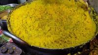 最受欢迎的印度街头小吃