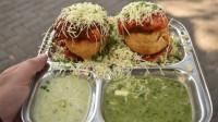 最辣的印度汉堡-印度街头小吃