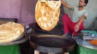 美味的印度街头小吃
