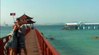 蜈支洲岛-中国的马尔代夫,那里的情人桥 情人岛,情人们都把那里当做逃离逃离尘世后的天堂