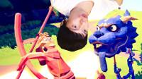 【XY小源】全面战争模拟器 第3期 孙悟空厉害