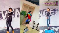 惠子这双腿真就是为舞蹈而生的,太带感了,网友:迪丽热巴的感觉