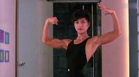 中国霸王花对战日本女金刚谁厉害, 洪金宝最后出手, 一招KO, 帅到爆了.