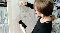 北京艺方美术培训 彩铅速成班