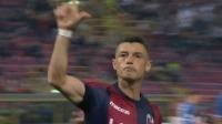 第45分钟博洛尼亚球员哲马伊利进球 博洛尼亚2-0那不勒斯