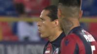 第88分钟博洛尼亚球员桑坦德进球 博洛尼亚3-2那不勒斯